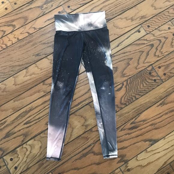 d9b4e25999ffad teeki Pants - Teeki hot pants yoga leggings electric nights
